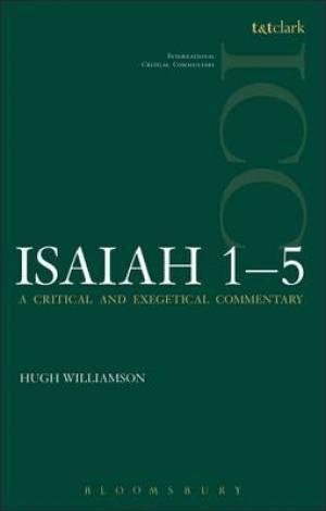 Isaiah 1-5 (ICC)