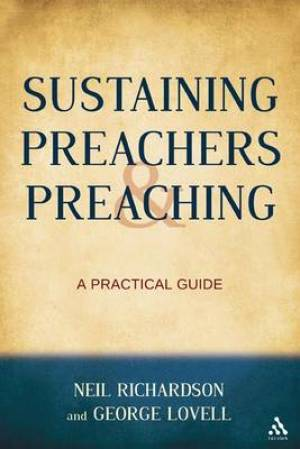 Sustaining Preachers and Preaching