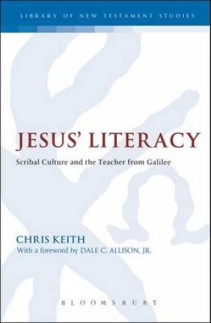 Jesus' Literacy