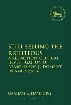 Still Selling the Righteous