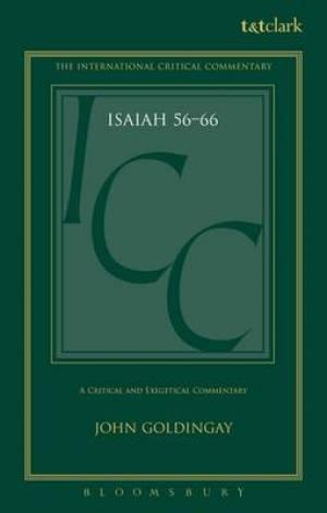 Isaiah 56-66 (ICC)