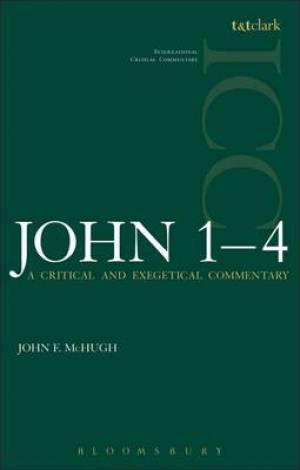John 1-4 (ICC)