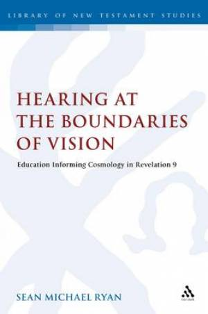 Hearing at the Boundaries of Vision