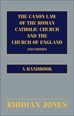 Canon Law of the Roman Catholic Church and the Church of Eng