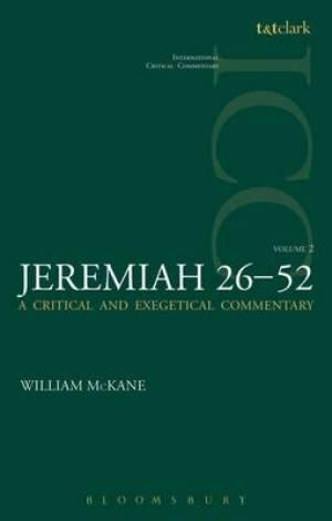 Jeremiah (ICC) 26-52