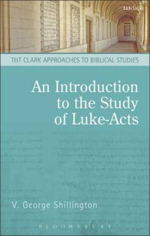 An Introduction to the Study of Luke-Acts