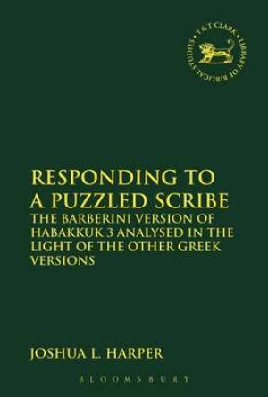 Responding to a Puzzled Scribe