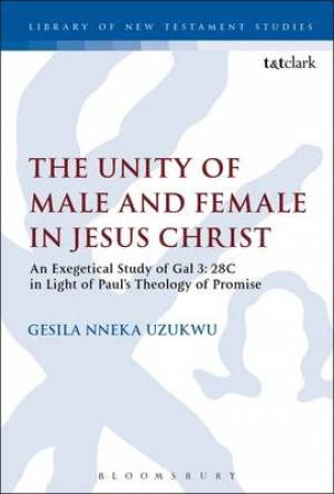 The Unity of Male and Female in Jesus Christ