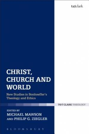 Christ, Church and World