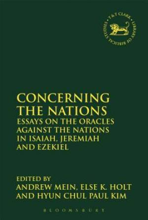 Concerning the Nations
