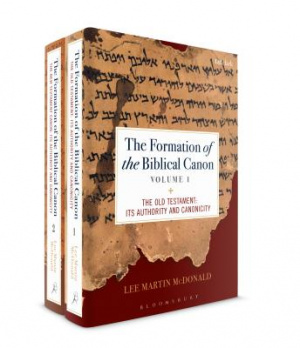 The Formation of the Biblical Canon: 2 Volumes