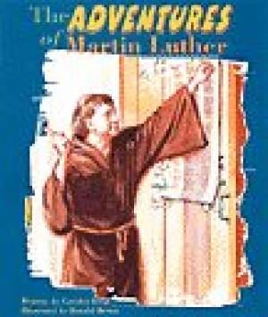 Adventures Of Martin Luther Big Book, The