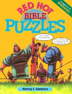 Red Hot Bible Puzzles Pb