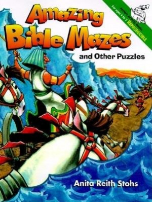 Amazing Bible Mazes