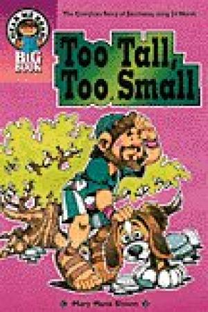 Too Tall Too Small Big Book