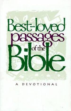 Best Loved Passages Of The Bible (Hb)