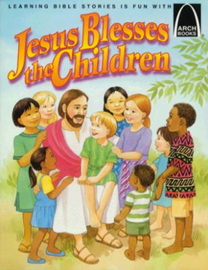 Jesus Blesses The Children