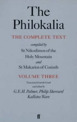 The Philokalia: Vol. 3