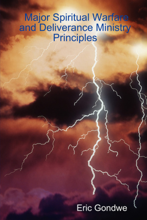Major Spiritual Warfare And Deliverance Ministry Principles