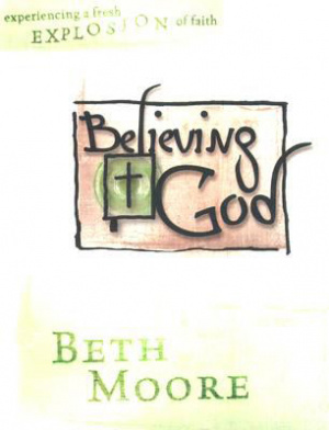 Believing God Member Book Pb