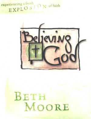 Believing God Member Book Pb