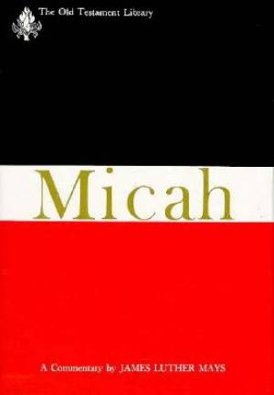 Micah ; Old Testament Library