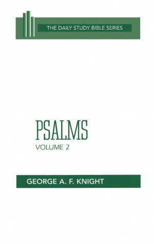 Psalms Vol 2: The Daily Study Bible Series (hardback)