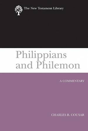Philippians and Philemon : The New Testament Library