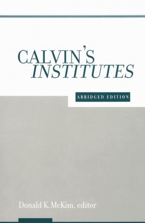 Calvin's Institutes