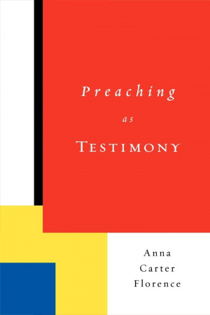Preaching as Testimoney
