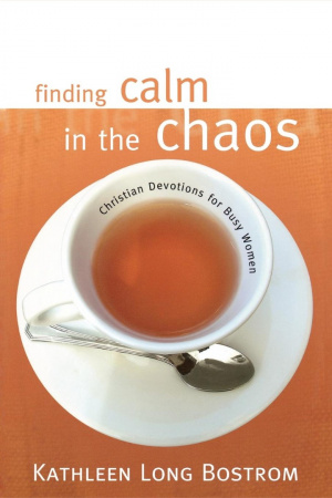 Finding Calm In The Chaos Christian Devo