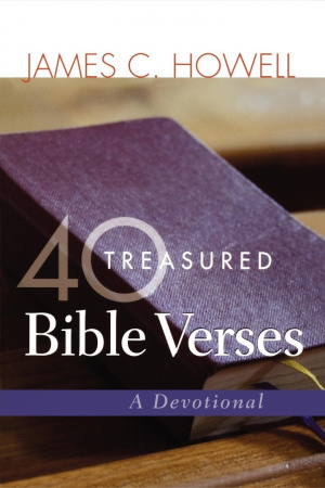 40 Treasured Bible Verses Pb