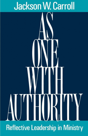 As One with Authority