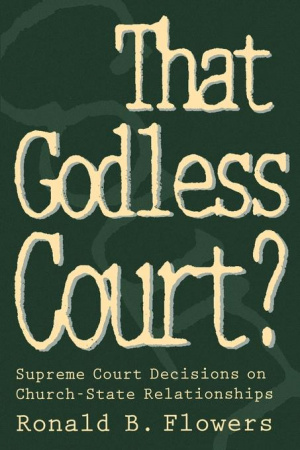 That Godless Court?