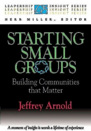 Starting Small Groups