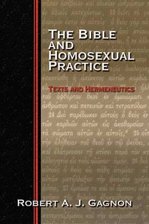 The Bible and Homosexual Practice