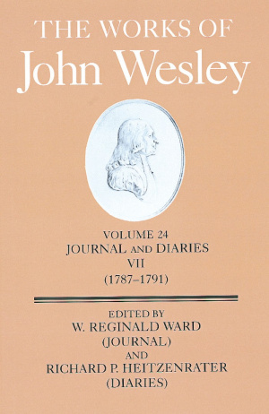 The Works of John Wesley Volume 24