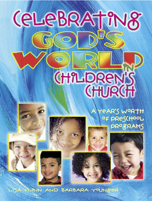 Celebrating God's World in Children's Church