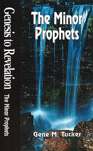 The Minor Prophets: Student Study Book