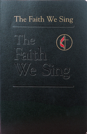 Faith We Sing Pew Edition with Cross and Flame