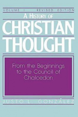 A History of Christian Thought Volume 1