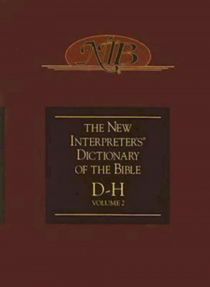 The New Interpreters Dictionary of the Bible: vol. 2, D-H