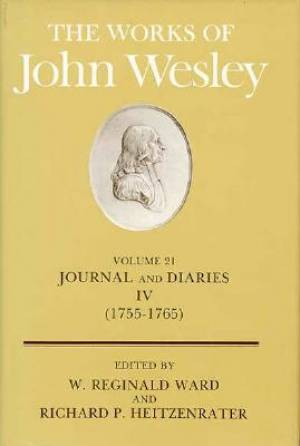 The Works of John Wesley Volume 21