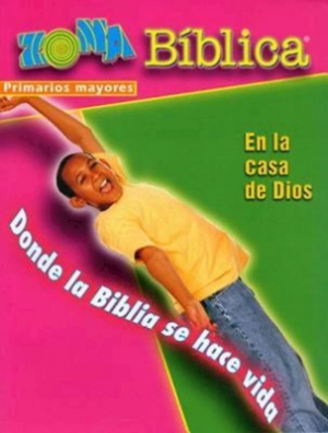 Bzlive in Gods House Older Elem Leader's Guide- Spanish