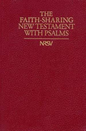 Faith-sharing Nrsv New Testament With Psalms