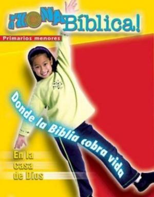 Zona Biblica En La Casa de Dios Younger Elementary Leader's Guide