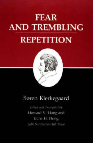 kierkegaards fear and trembling essay Kierkegaard's fear and trembling what is a human person how do human beings relate to god who am i why do i exist i soeren kierkegaard, a famous theologian of.