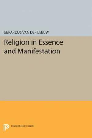 Religion in Essence and Manifestation