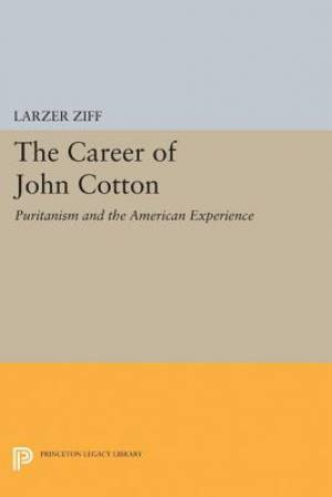 Career of John Cotton