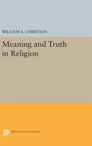Meaning and Truth in Religion